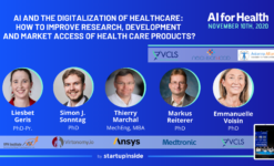 Post thumbnail AI AND THE DIGITALIZATION OF HEALTHCARE: HOW TO IMPROVE RESEARCH, DEVELOPMENT AND MARKET ACCESS OF HEALTH CARE PRODUCTS?