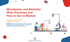 Post thumbnail MICROBIOME AND BIOTECHS: WHAT PROMISES AND HOW TO GET TO MARKET